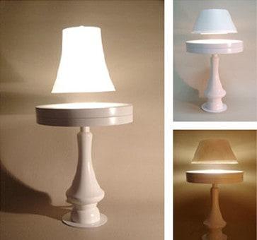 lamparas flotantes