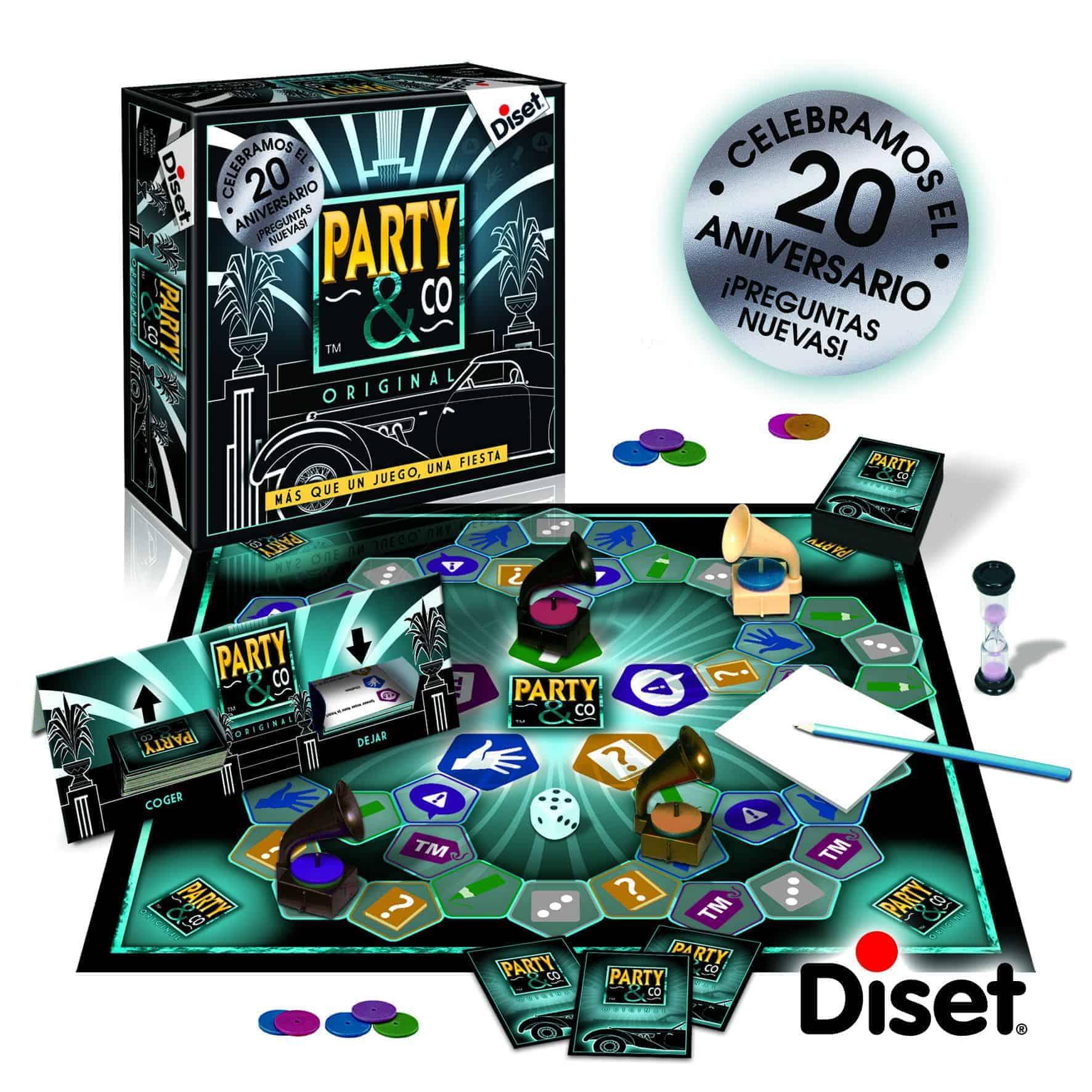 party & co juego de mesa