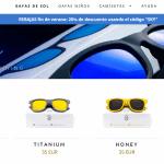 Cupones para gafas de sol Siroko